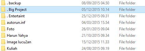 Manajemen File dan Folder