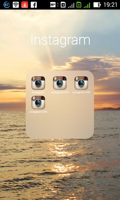 Install banyak Instagram dalam satu Android