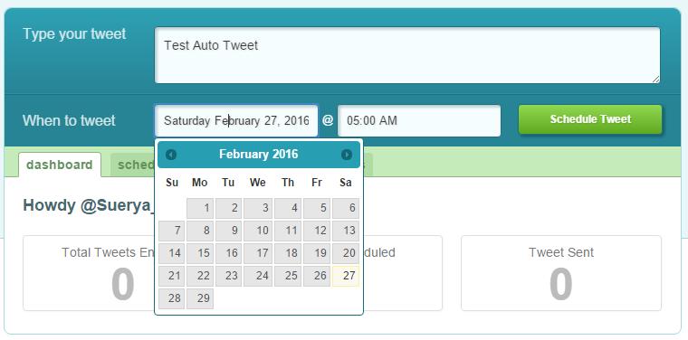 Schedule tanggal penayangan
