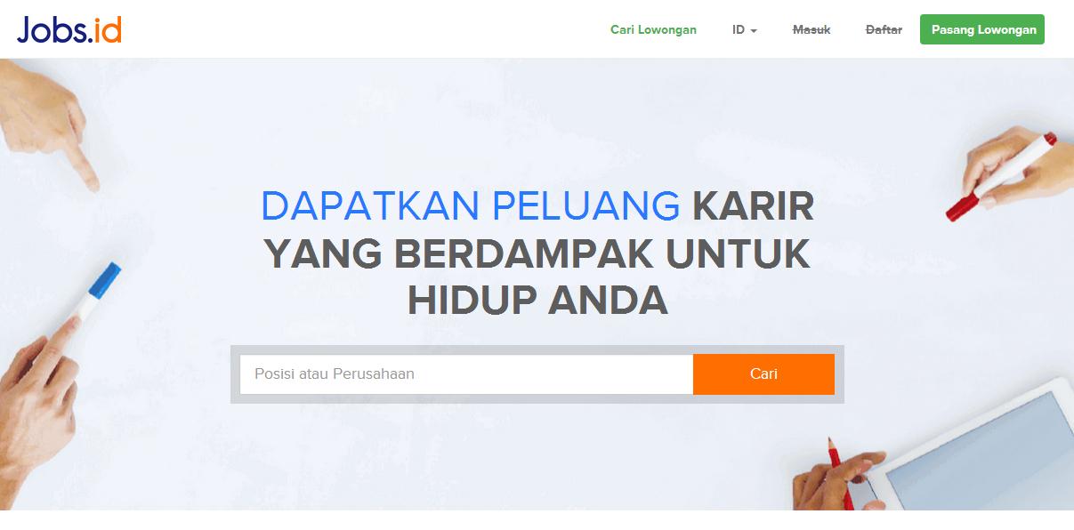 Situs Jobs.ID