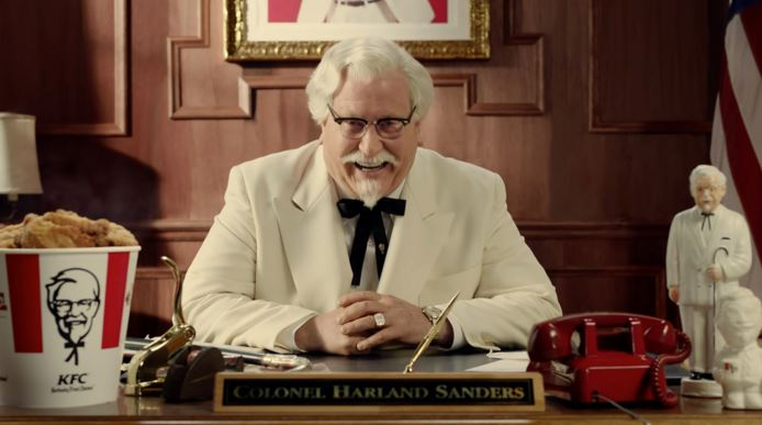 Pendiri KFC : Kolonel Sanders