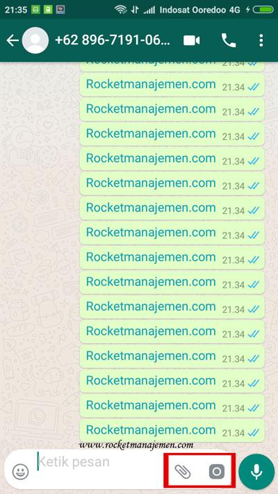 Kirim dokumen di whatsapp