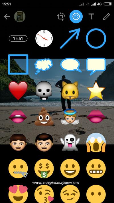 edit emoji di whatsapp