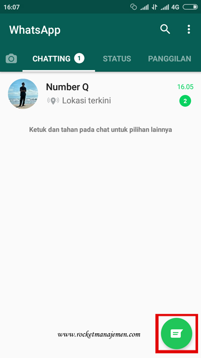 kontak whatsapp