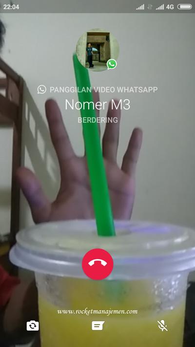 video call lewat whatsapp
