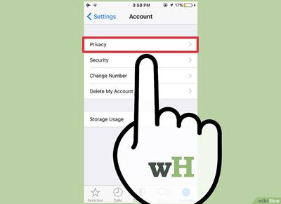 blokir nomor watsapp di iphone