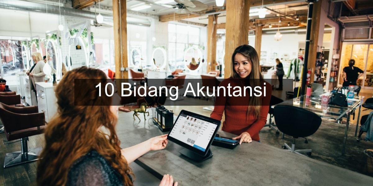 10 bidang akuntansi