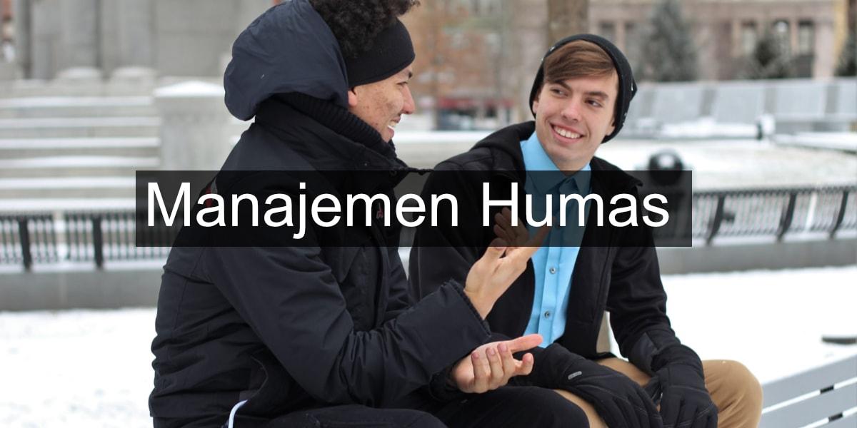 cara manajemen humas