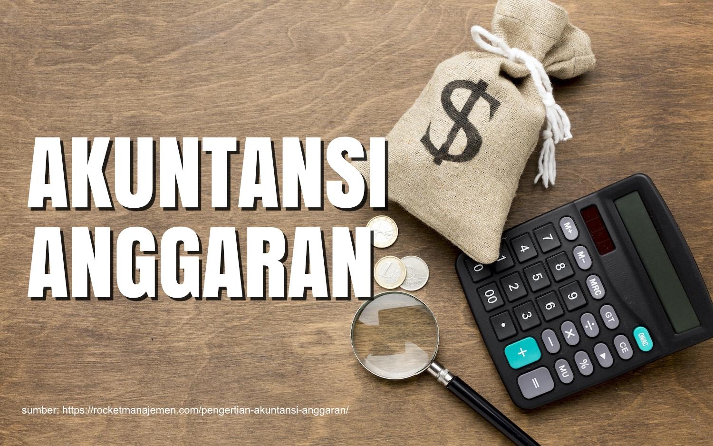 apa itu akuntansi anggaran